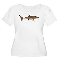 Whale Shark c Plus Size T-Shirt