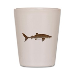 Whale Shark c Shot Glass