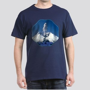 Mt. St. Helens Dark T-Shirt