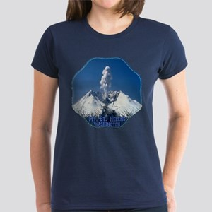 Mt. St. Helens Women's Dark T-Shirt