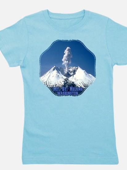 Mt. St. Helens Girl's Tee