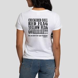 The Soccer Fomula Women's T-Shirt