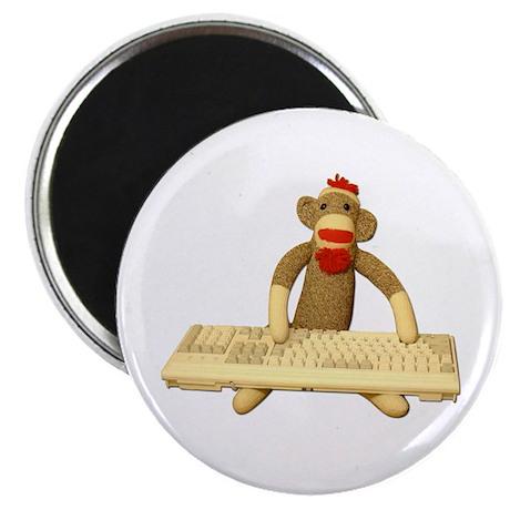 Code Monkey Magnet