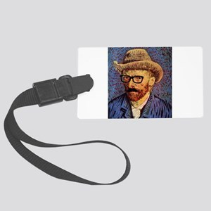 VanGough Incognito Luggage Tag