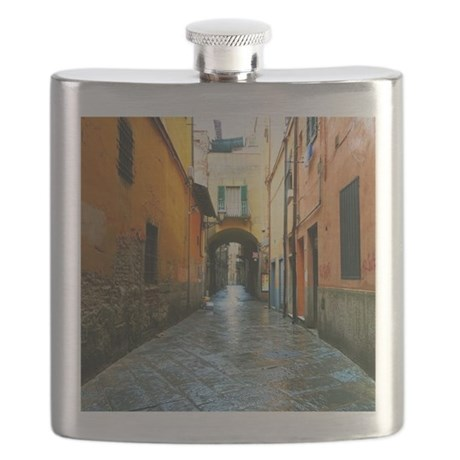 Streets of Lucca Flask