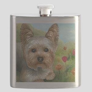Dog 117 Flask