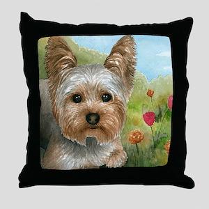 Dog 117 Throw Pillow