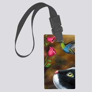 Cat 571 Large Luggage Tag