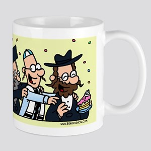 Jewy Louis Mazaltov Mug Mugs
