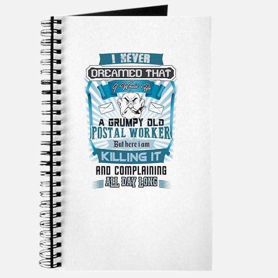 Postal Worker Job Journal
