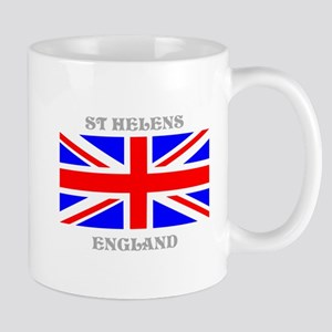 St Helens England Mug