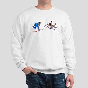 Stock Chart Sweatshirt
