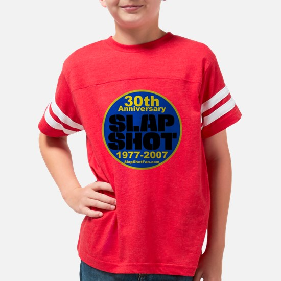 30th2 Youth Football Shirt