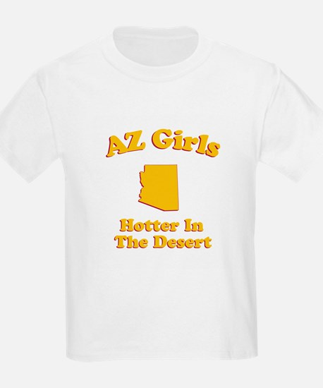 AZ Girls Kids T-Shirt