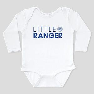 Queens Park Little Ran Long Sleeve Infant Bodysuit