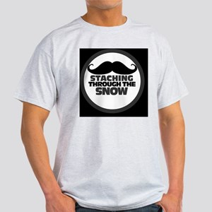 Staching through the snow Light T-Shirt