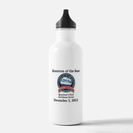 Cute Caribbean Water Bottle