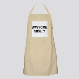 Awesome Ansley BBQ Apron