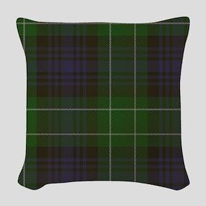 Abercrombie Tartan Woven Throw Pillow