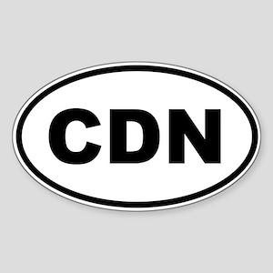 Canada CDN Sticker
