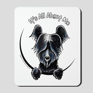 Skye Terrier IAAM Mousepad