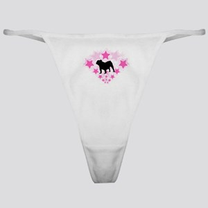 Old English Bulldog Classic Thong
