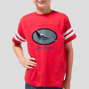 Jay Bird tansparent Youth Football Shirt