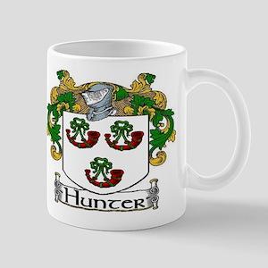 Hunter Coat of Arms Mug