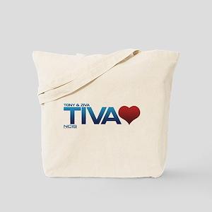 Tony & Ziva - Tiva Tote Bag