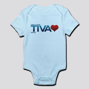 Tony & Ziva - Tiva Infant Bodysuit