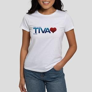Tony & Ziva - Tiva Women's T-Shirt