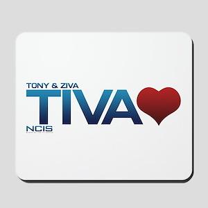 Tony & ZIva - Tiva Mousepad