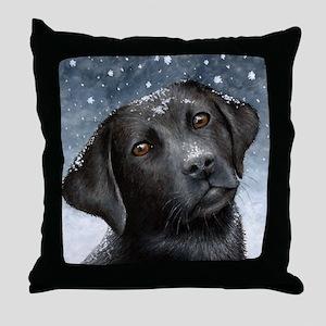 Dog 100 Throw Pillow