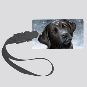 Dog 100 Large Luggage Tag