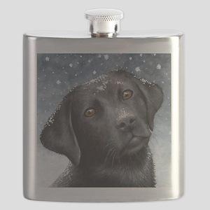 Dog 100 Flask