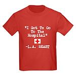 Kids Dark Shirt-Multiple Colors (Hospital)