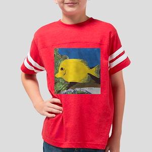 Fish 3 Youth Football Shirt