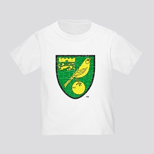 Norwich Canaries Crest Toddler T-Shirt