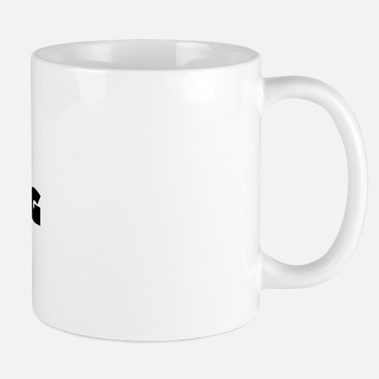 French Bulldog FLR Mug