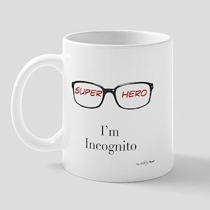 Superhero (red) Mug