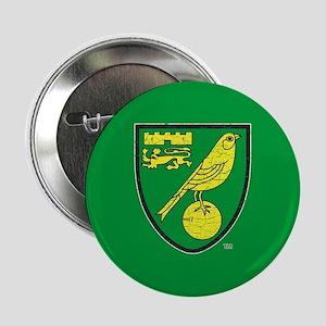 "Norwich Canaries Crest 2.25"" Button"