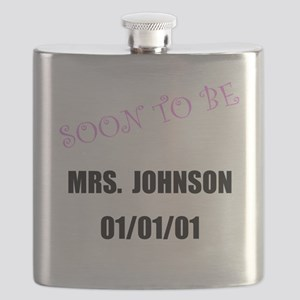 Soon To Be Personalize It! Flask