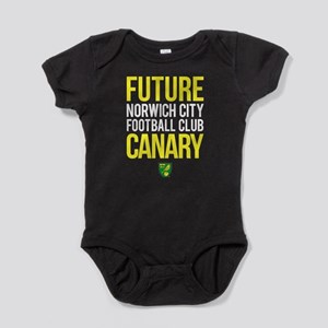 Future Canary Baby Bodysuit