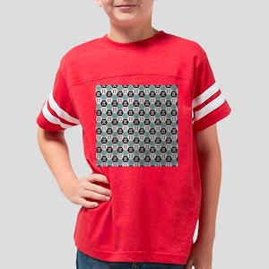 Pi Day 2015 #2 Youth Football Shirt