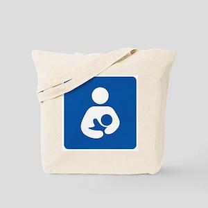 Breastfeeding Friendly Tote Bag