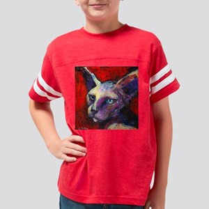 sphynx 4 copy Youth Football Shirt