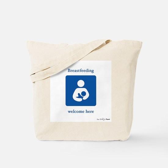 Breastfeeding Welcome Tote Bag