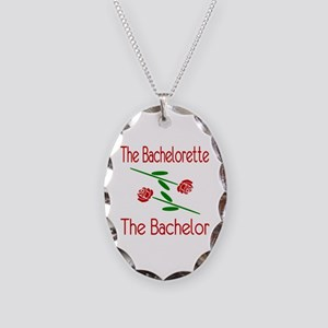 The Bachelorette The Bachelor Necklace Oval Charm