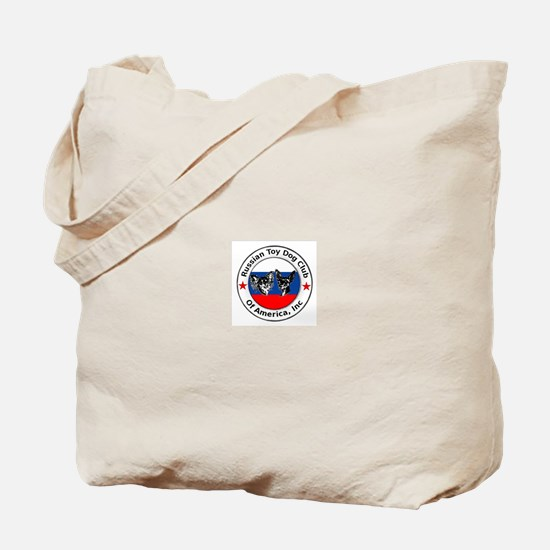 The Russian Toy Dog Club Of America, Inc Tote Bag