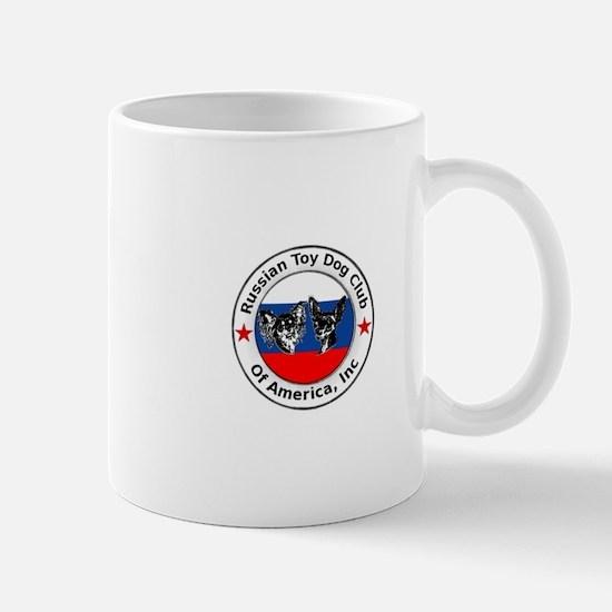 The Russian Toy Dog Club Of America, Inc Mug